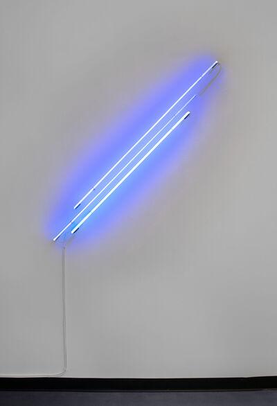Anne-Katrine Senstad, 'Ascension/Descension Graph # 01 (Blue)', 2020