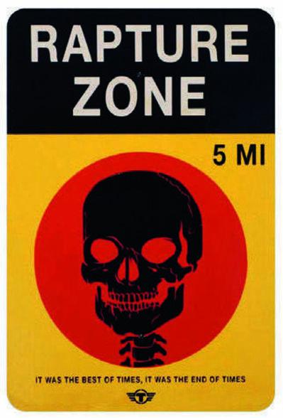 TrustoCorp, 'Rapture Zone', 2012