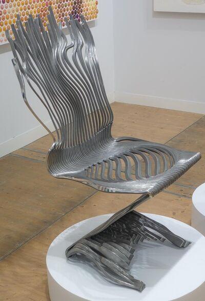 Gil Bruvel, 'Zig Zag Impulse Chair', 2017