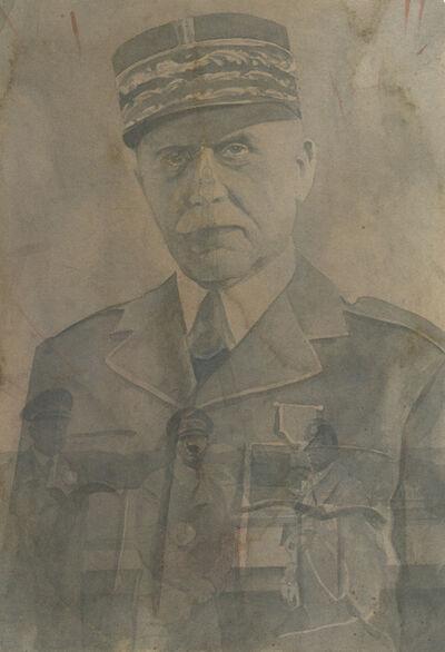 Fredrik Söderberg, 'Marskalk Pétain', 2019