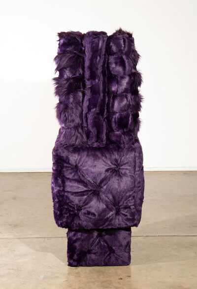 Kathy Temin, 'Purple Garden', 2015