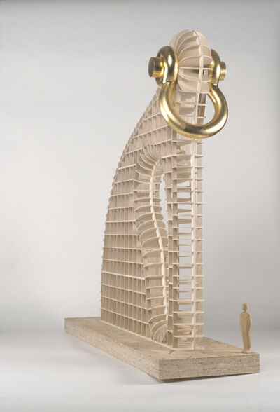 Martin Puryear, 'Maquette for Big Bling', 2014