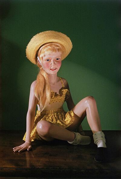 Morton Bartlett, 'Untitled (Girl in Yellow Sunsuit)', 1955/2006