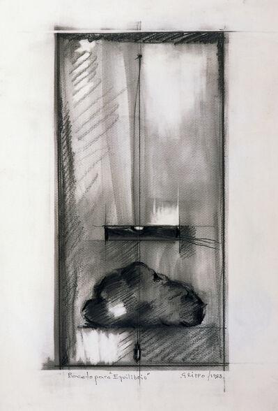 Victor Grippo, 'Boceto para Equilibrio', 1983
