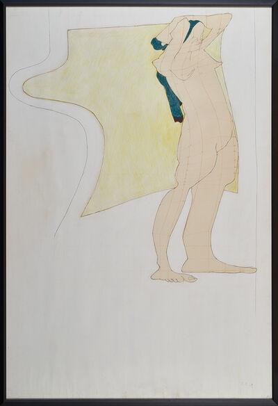 Enrique Castro-Cid, 'Non-linear Drawing', 1969