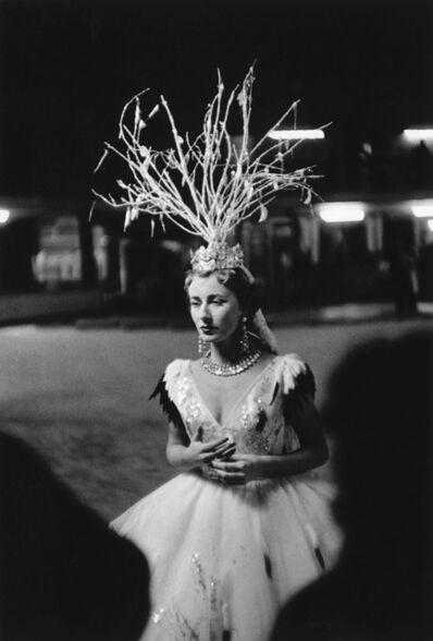 Inge Morath, 'Bal d'hiver', 1955