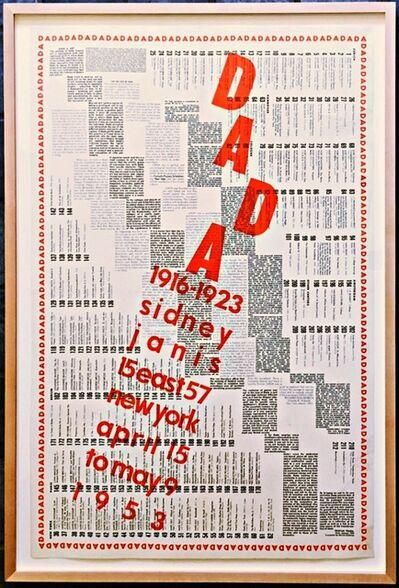 Marcel Duchamp, 'DADA', 1953