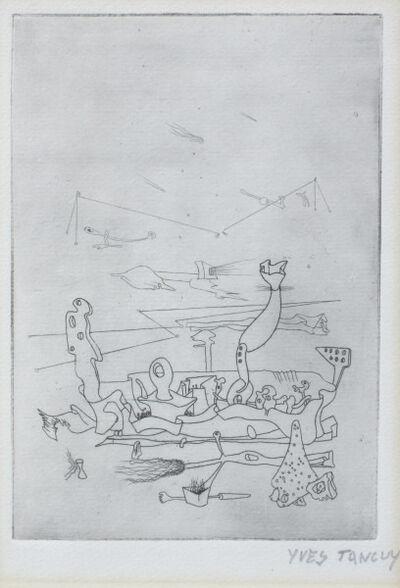 Yves Tanguy, 'Untitled Landscape', 1939