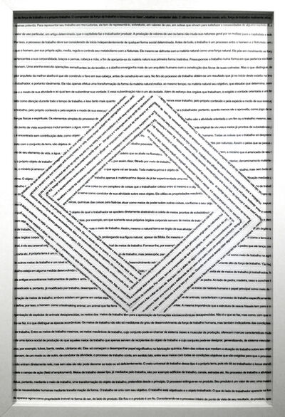 Ricardo Villa, 'Articulando princípios #2', 2015