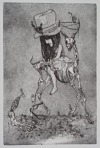 Aleksandra Urban, 'Bones', 2015