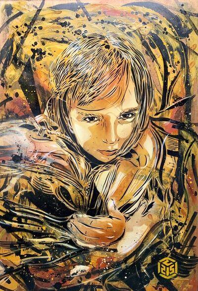 C215, 'Untitled (Nina)', 2010-2012