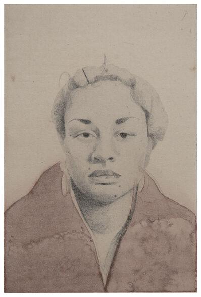 Sarah Ball, 'Untitled Portrait', 2019