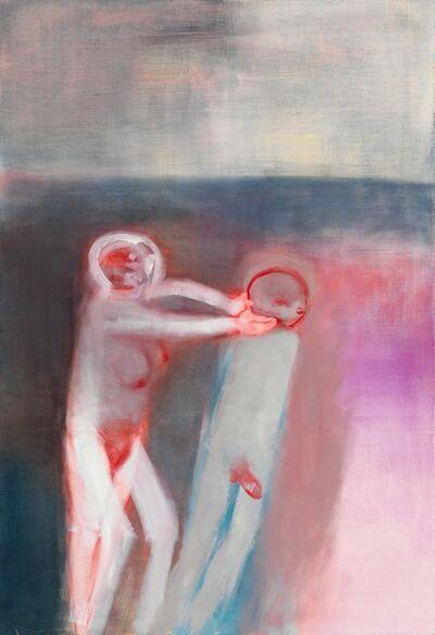Miriam Cahn, 'erwürgen', 2013