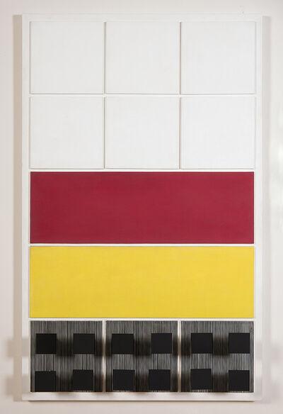 Jesús Rafael Soto, 'Vibración y Color ', 1969