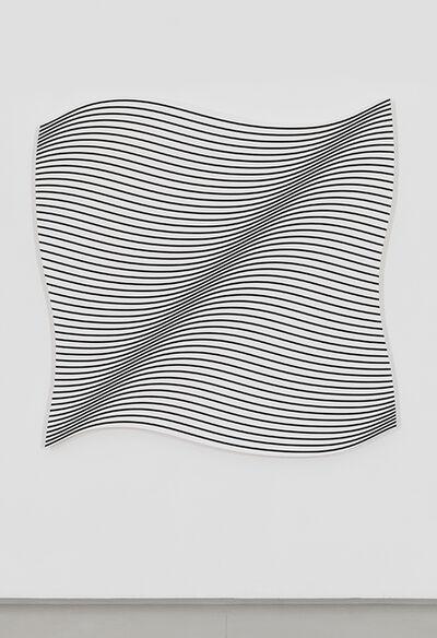 Philippe Decrauzat, 'Flag (WV)', 2015