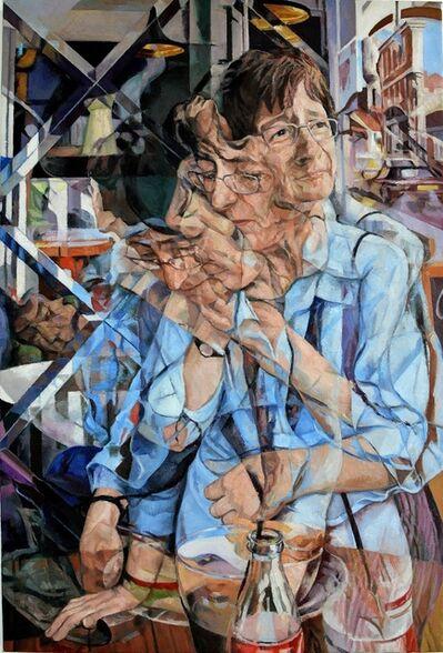Clive Head, 'L'Apres Midi d'une Femme', 2017
