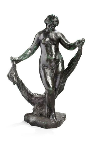 Pierre-Auguste Renoir, 'La danseuse au voile', ca. 1908