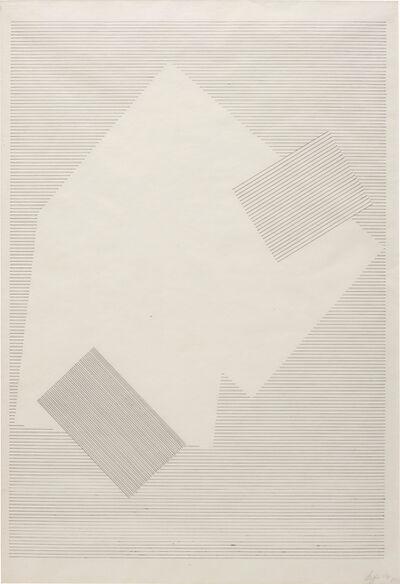 Lygia Pape, 'Untitled (Desenho I)', 1957