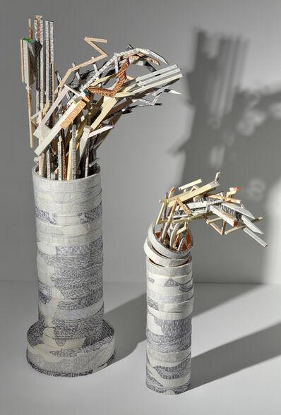 Yael Brotman, 'Moorings I & II', 2014