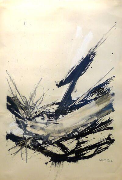Rafael Canogar, 'Diálogo nº 1', 1959