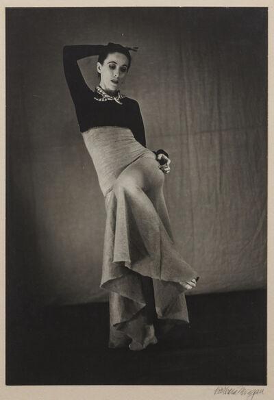 Barbara Morgan, 'Martha Graham -- Deep Song, 3 works'