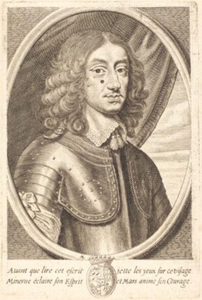 Michel Lasne, 'François de Beauvillier', in or before 1656