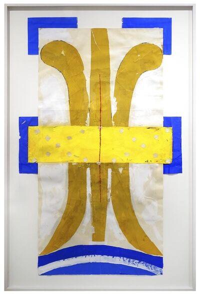 Fritz Bultman, 'The King of France', 1970