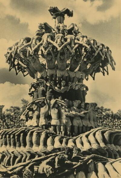 Lev Borodulin, 'Pyramid, Moscow', 1954