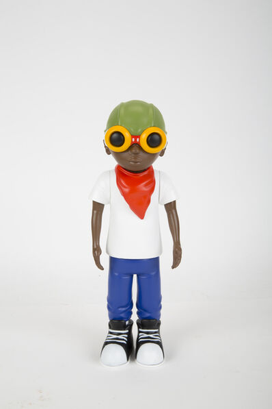 Hebru Brantley, 'Flyboy', 2014