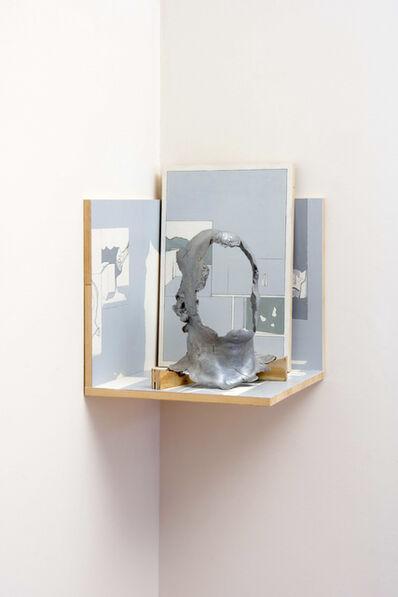 Felix Schramm, 'Silver Hole in Grey Setting', 2016