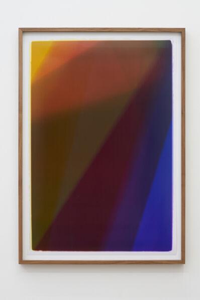 Sinta Werner, 'Vanishing Lines # III', 2016