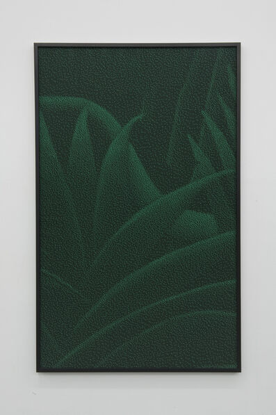 Karlos Gil, 'Stay Gold (Green)', 2015