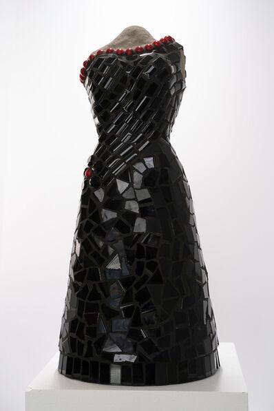 Shelly Hamill, 'Black Rose 2', 2012