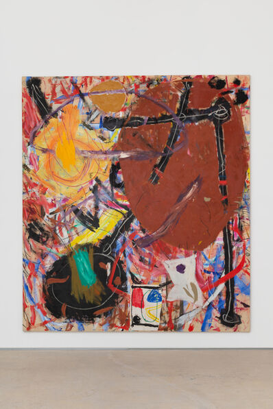 Basil Beattie RA, 'Pendulum', 1981