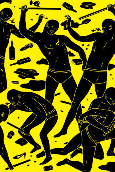 Cleon Peterson, 'Untitled ', 2010