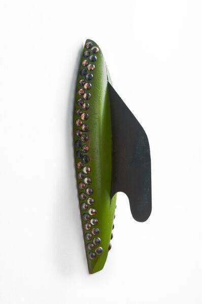 LR Vandy, 'Olive Green', 2019