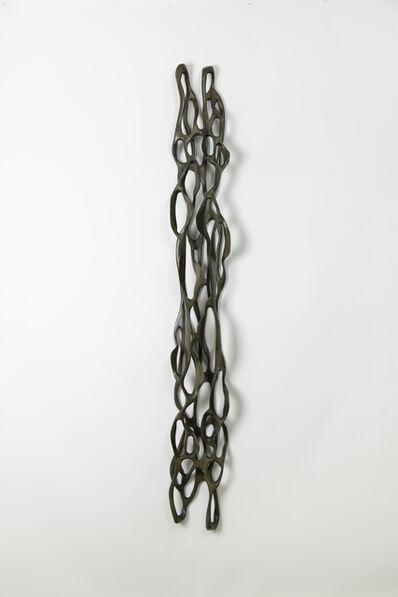 Caprice Pierucci, 'Charcoal Delicate Loop Pillar', 2020