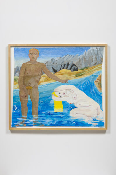 Charles Garabedian, 'Bathers', 2003-2004