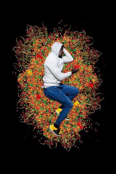 Omar Victor Diop, 'Trayvon Martin, 2012', 2017