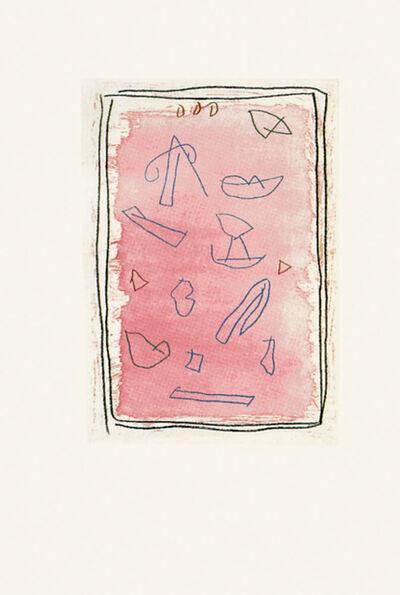 Albert Ràfols-Casamada, 'Rosat-Klee', 1998