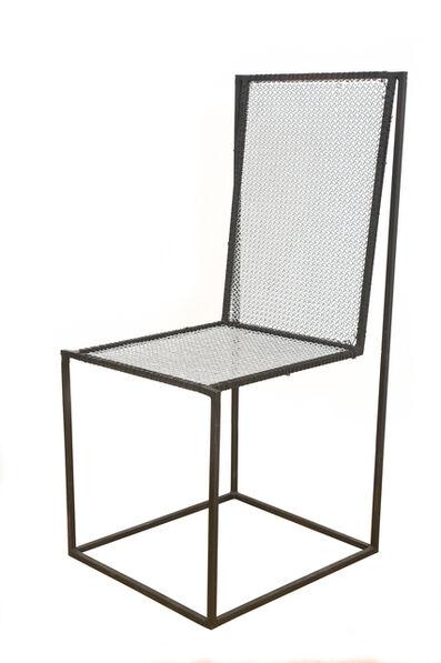 Benjamin Rollins Caldwell, 'Knights Chair', 2010