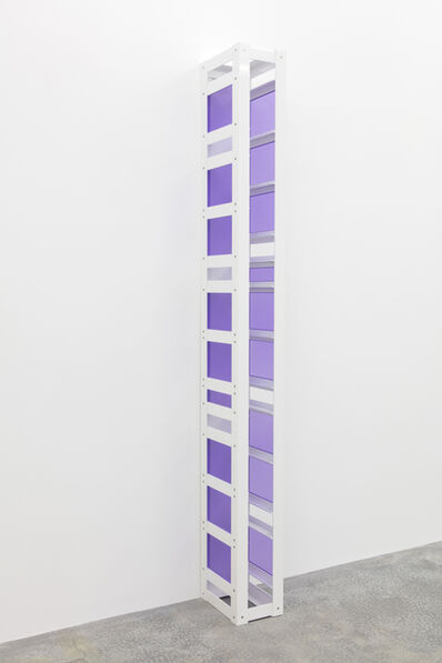 Liam Gillick, 'Listed Screen', 2016