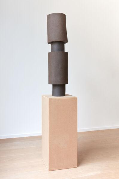 Patrick Carpentier, 'Brown Stack n°1', 2019