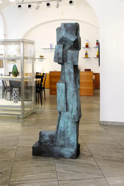 Josef Pillhofer, 'Hammurabi', 1970