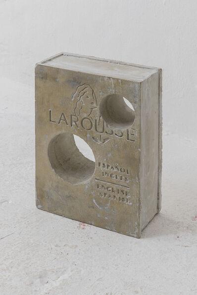 Ignacio Gatica, 'Larousse ingles-español', 2017