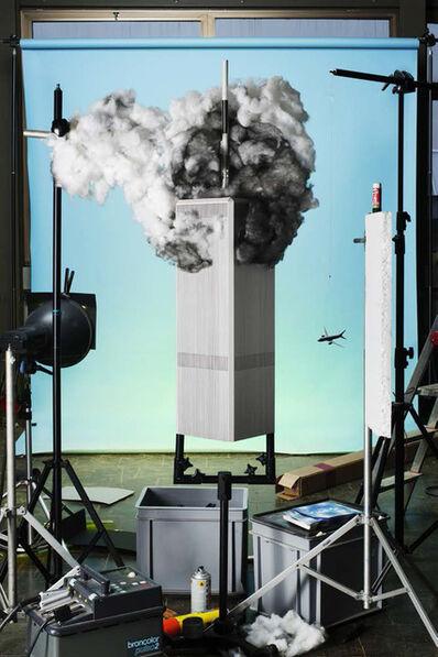 """Cortis & Sonderegger, 'Making of """"9/11"""" (by Tom Kaminski, 2001)', 2013"""