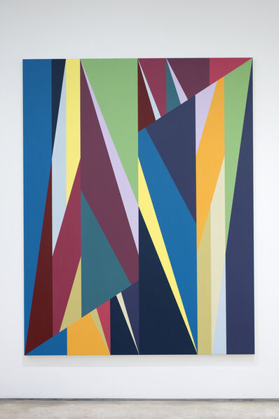 Odili Donald Odita, 'Other World', 2015