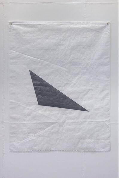 Jaime Lauriano, 'Experiência concreta #6 (triângulo atlântico) [concrete experience #8 (atlantic triangle)]', 2019