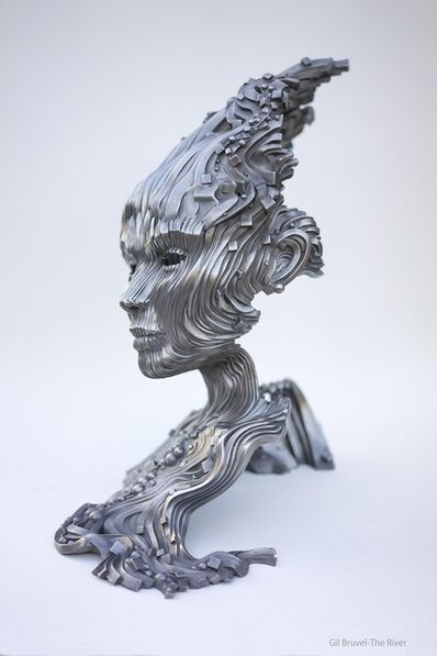 Gil Bruvel, 'The river', 2018