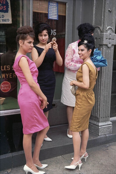 Joel Meyerowitz, 'New York City', 1963